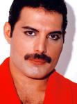 Freddie Mercury in 80's