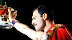 Freddie Mercury in Budapest, 1986