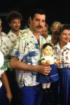 Freddie Mercury in Budapest