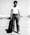 Freddie Mercury in early 80's