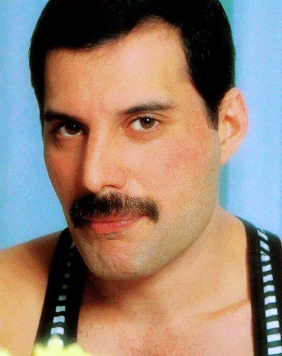 Freddie Mercury in Japan