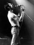 Freddie Mercury in Oslo, 1982