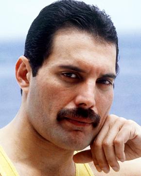 Freddie Mercury in Rio, 1985