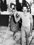 Freddie Mercury in San Remo