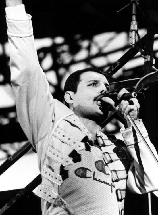 Freddie Mercury - Knebworth '86
