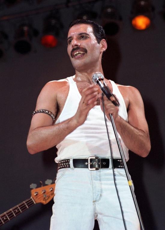 Freddie Mercury Live Aid  (3)