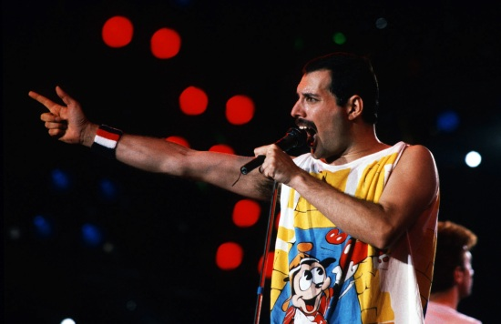Freddie Mercury - Magic Tour '86