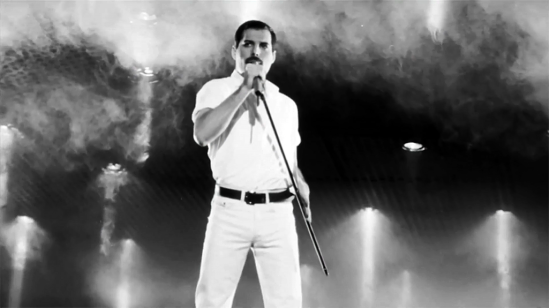 Freddie Mercury - Time (3)