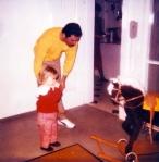Freddie Mercury with Freddie Mack (3)