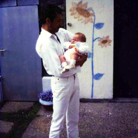 Freddie Mercury with Freddie Mack (4)
