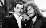 Freddie Mercury and Michael Kamen