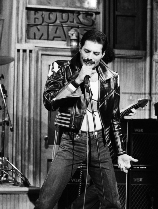 Freddie on Saturday Night Live (1982)