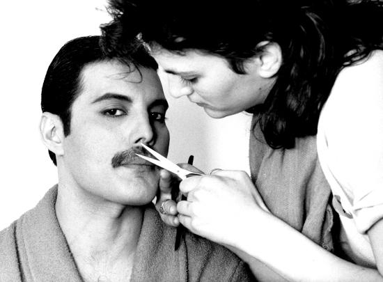 Grooming Freddie