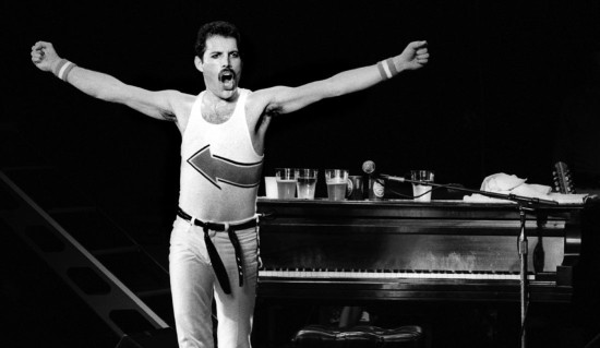 Freddie - Hot Space Tour