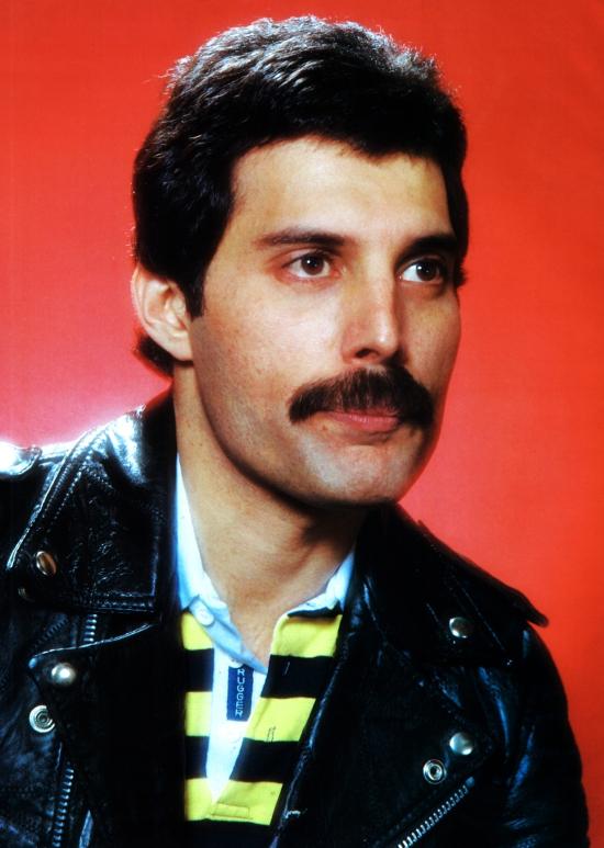 Freddie's portrait by Koh Hasebe
