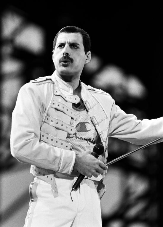 Knebworth '86 - Freddie's last concert