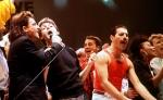 Live Aid Concert - Wembley Stadium