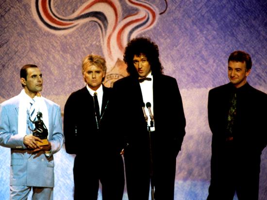 Brit Awards 1990