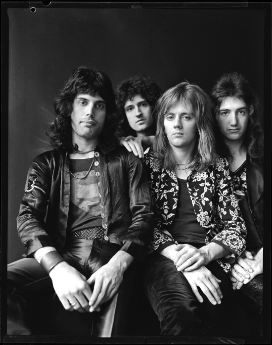 Early Queen by Johnny Dewe Matthews in 1974 (1)