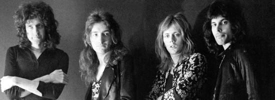 Early Queen by Johnny Dewe Matthews in 1974 (3)