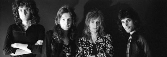 Early Queen by Johnny Dewe Matthews in 1974 (6)