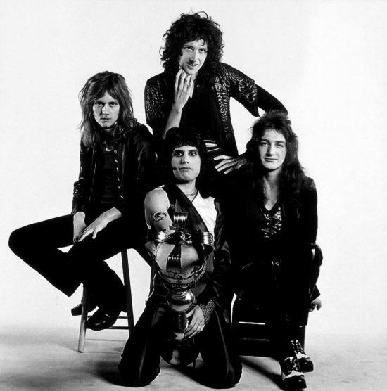Early Queen by Mick Rock