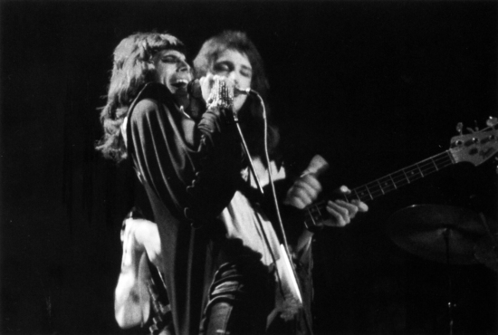 Freddie and Deaky