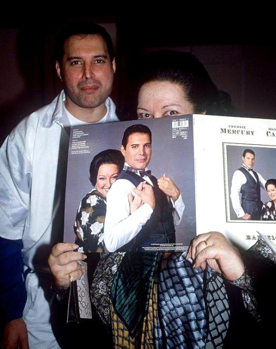 Freddie and Montserrat