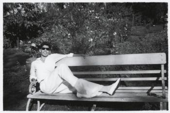 Freddie Bulsara w szkole św. Piotra, rok 1962