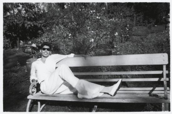 Freddie Bulsara w latach 60.