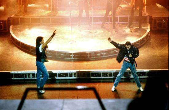 Freddie & Cliff Richard