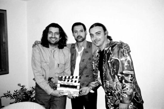 Freddie Mercury and DoRo - Rudi Dolezal & Hannes Rossacher (Headlong, 1990)