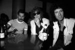 Freddie Mercury, Ian Hunter and Brian May