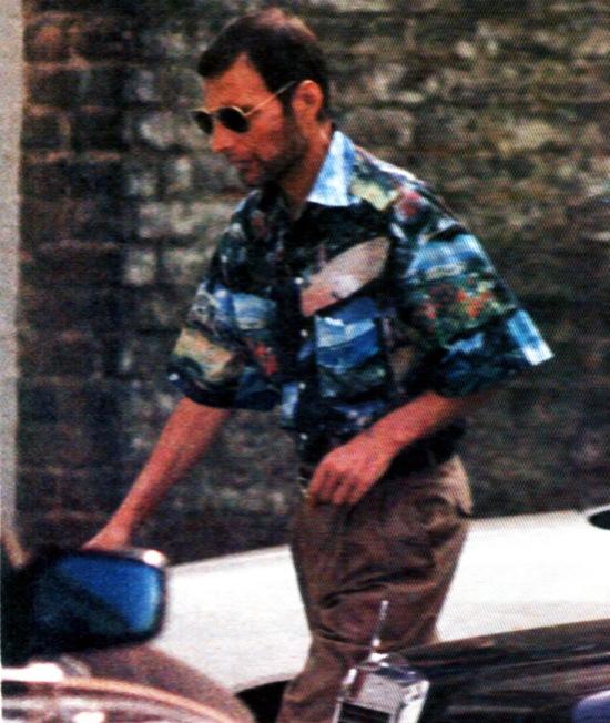 Freddie Mercury - last photo, 1991