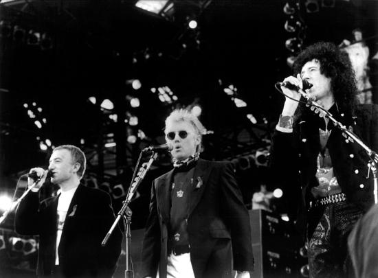 Freddie Mercury Tribute Concert, 1992 (1)
