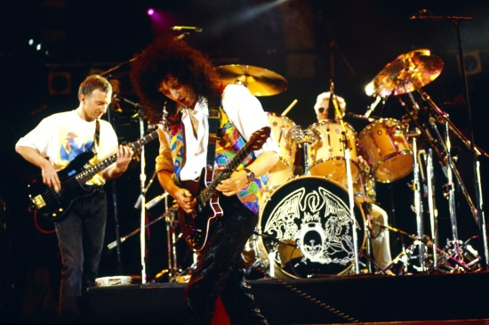 Freddie Mercury Tribute Concert, 1992 (2)