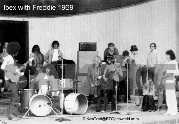 Ibex w 1969 r.