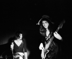 John Deacon and Freddie Mercury, early 70's