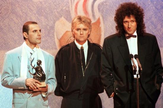 Queen 1990