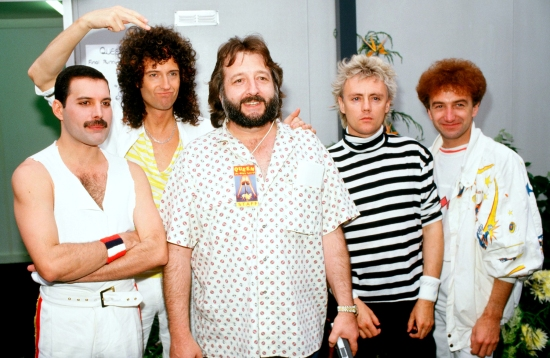 queen-and-tour-manager-gerry-stickells