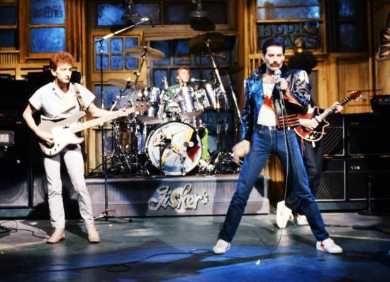 Występ w programie 'Saturday Night Live', 1982