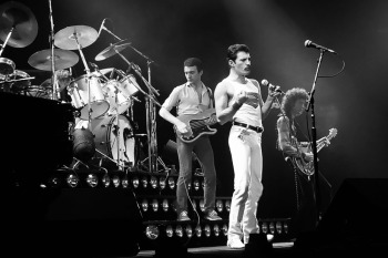 Wembley Arena, 1980 r.
