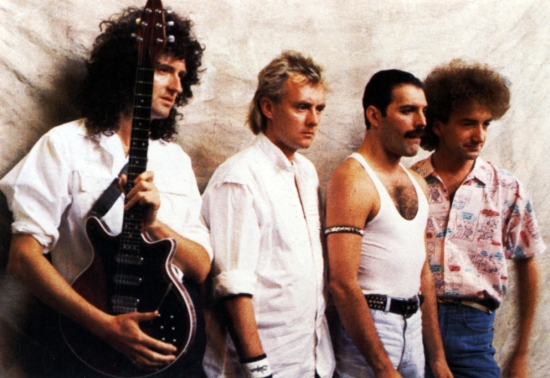 Queen before Live Aid