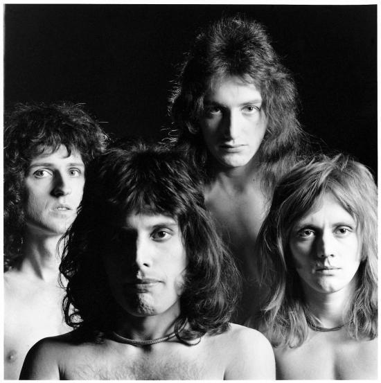 Queen by Mick Rock