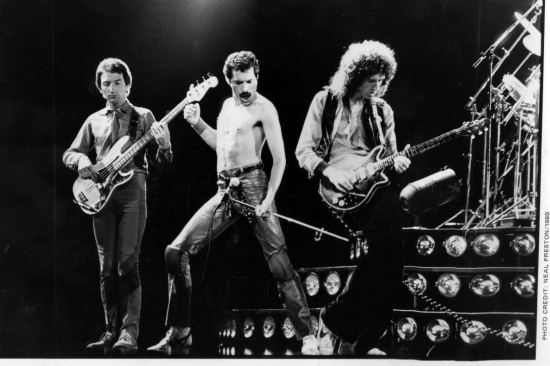 Queen – South America 1981