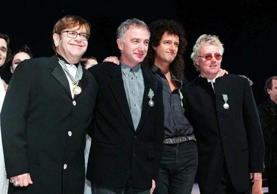 Queen + Elton John, 1997 (1)