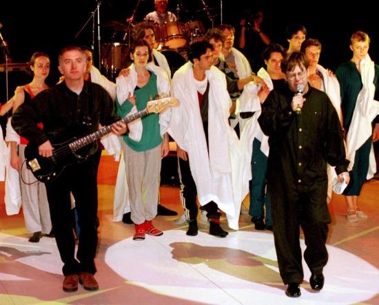 Queen + Elton John, 1997 (2)