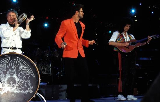 Queen + George Michael