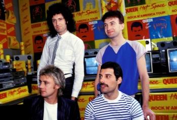 Konferencja prasowa, Nowy Jork, 1982 r.