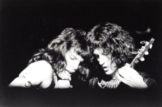 Queen in Marquee 1972